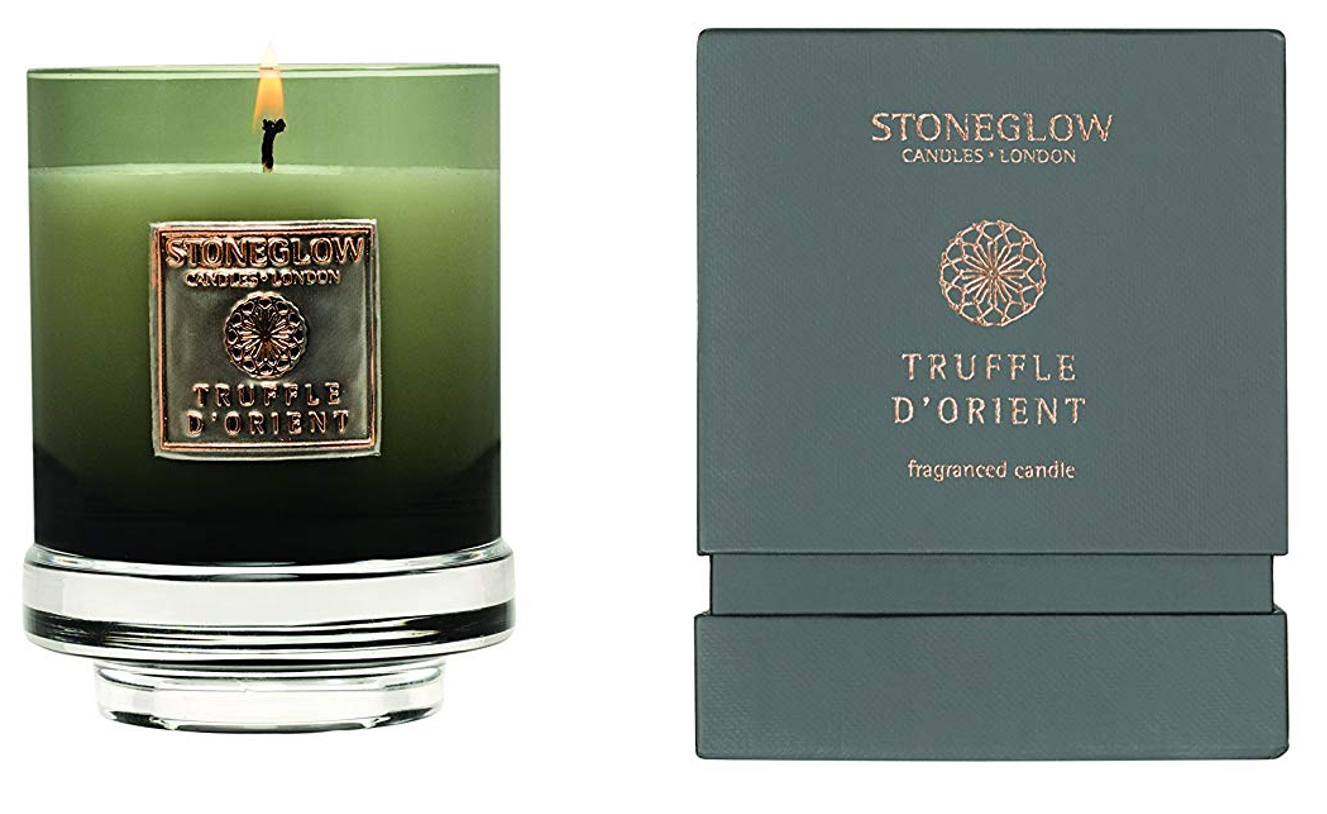 Stoneglow candle turffle d'orient