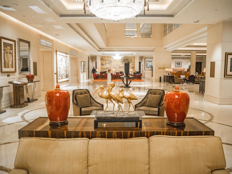Hotel review: St Regis Singapore