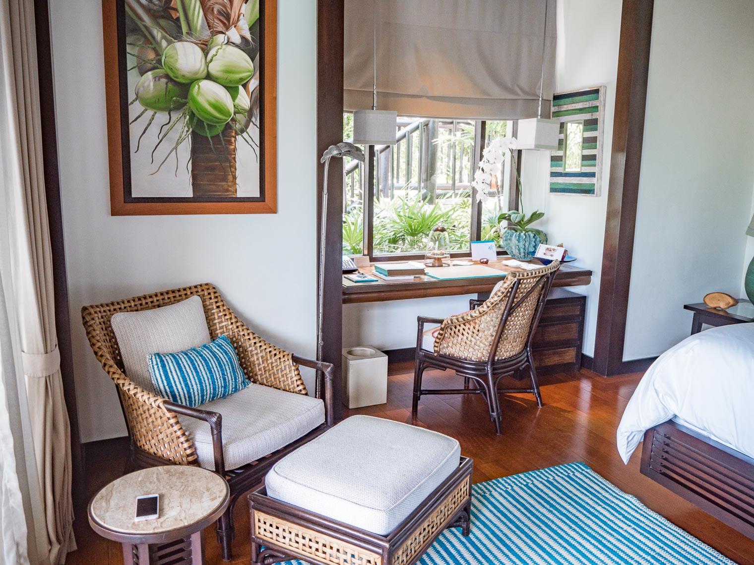 Private villa at Four Seasons Koh Samui
