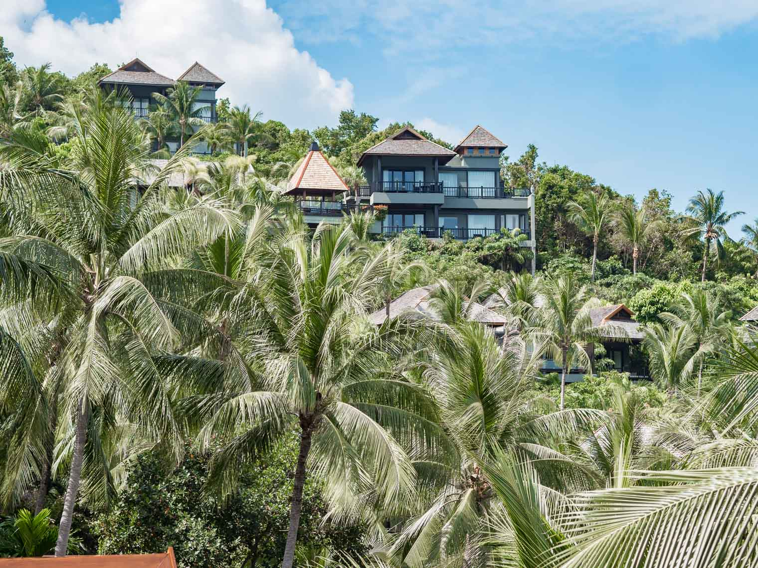 Four Seasons KOh Samui villa
