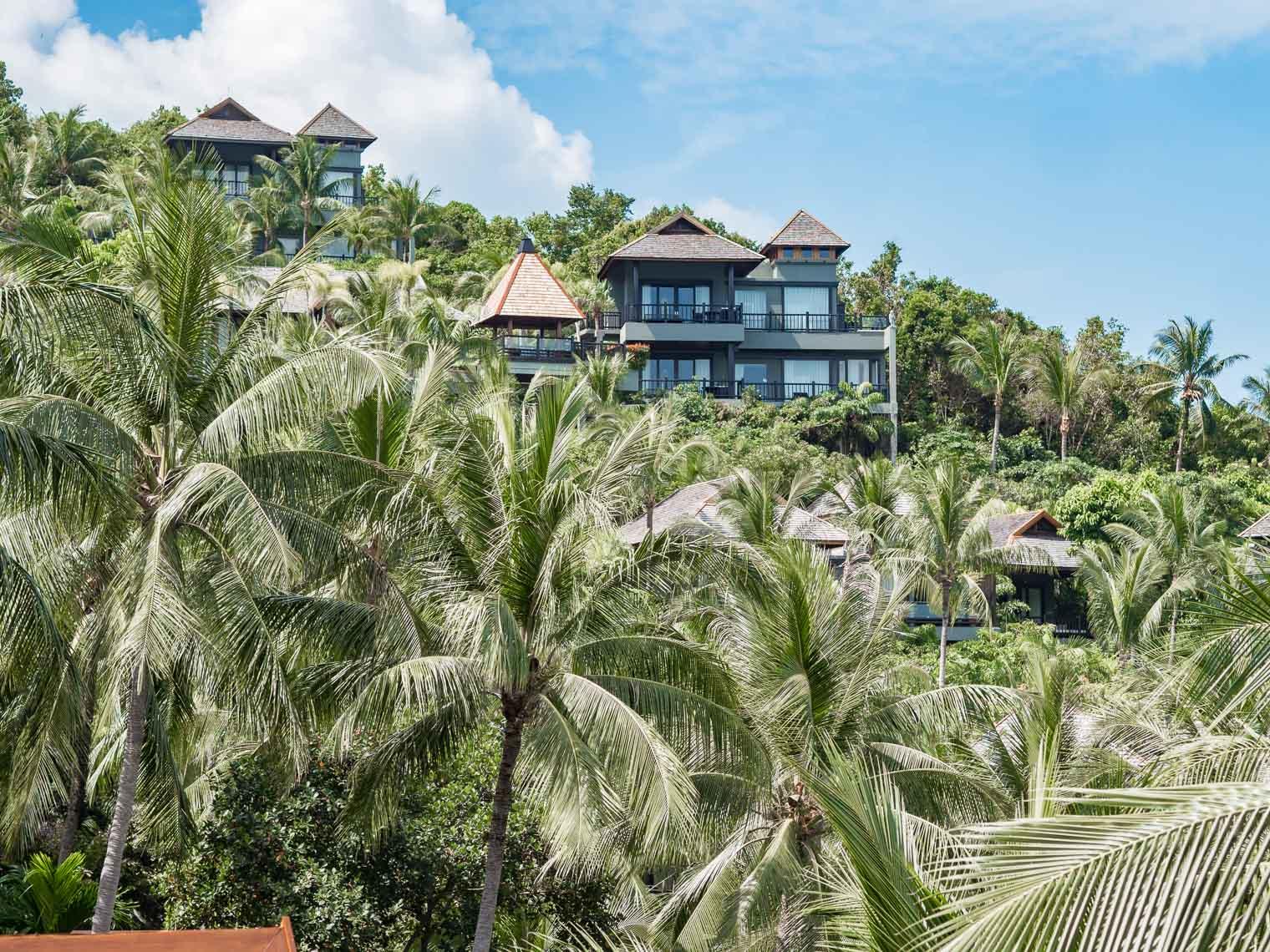 Four Seasons KOh Samui villa