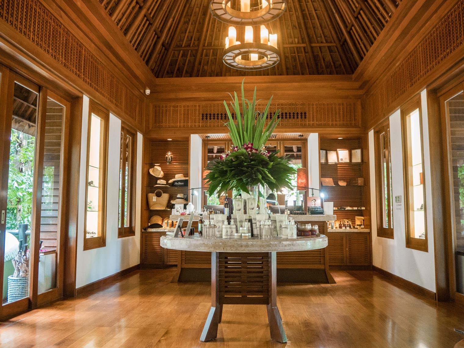 Spa at Four Seasons Koh Samui