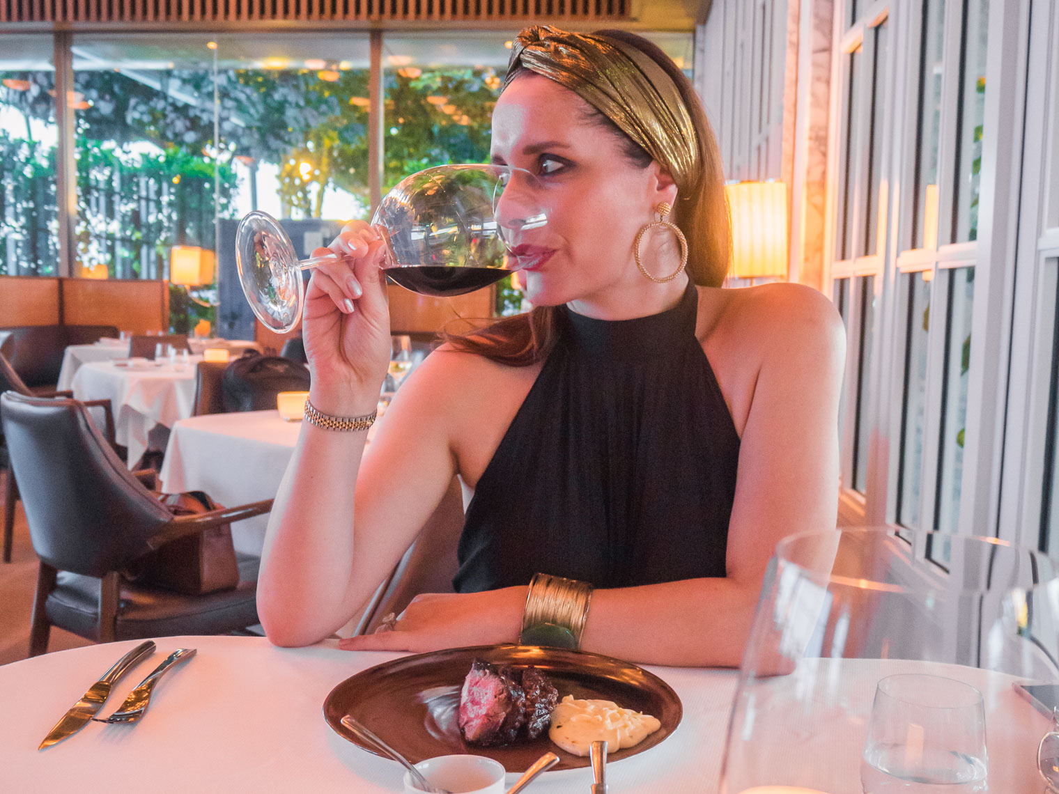 Restaurant review Spago Singapore What to eat at Spago Singapore