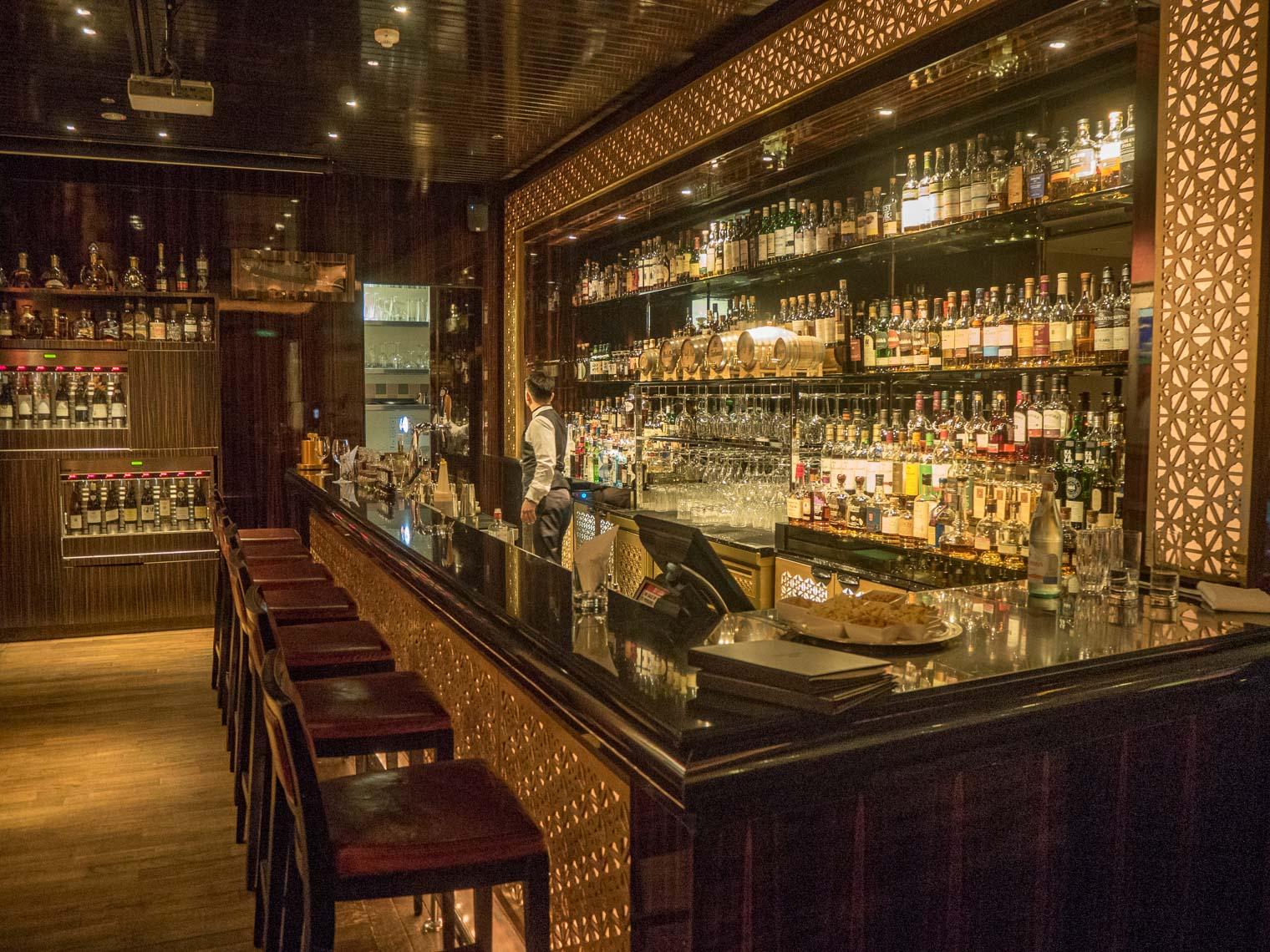Astor Bar St Regis Singapore