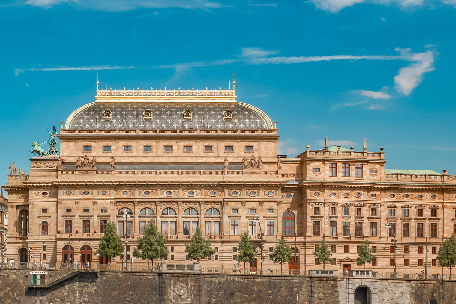 National Theatre Prague Czech Republic