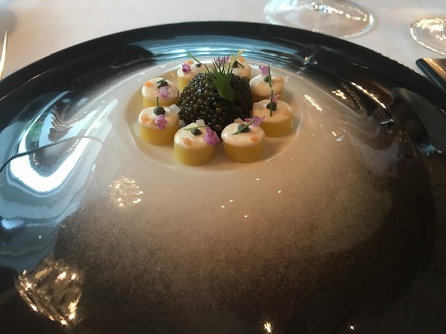 Best restaurant in Singapore Les Amis