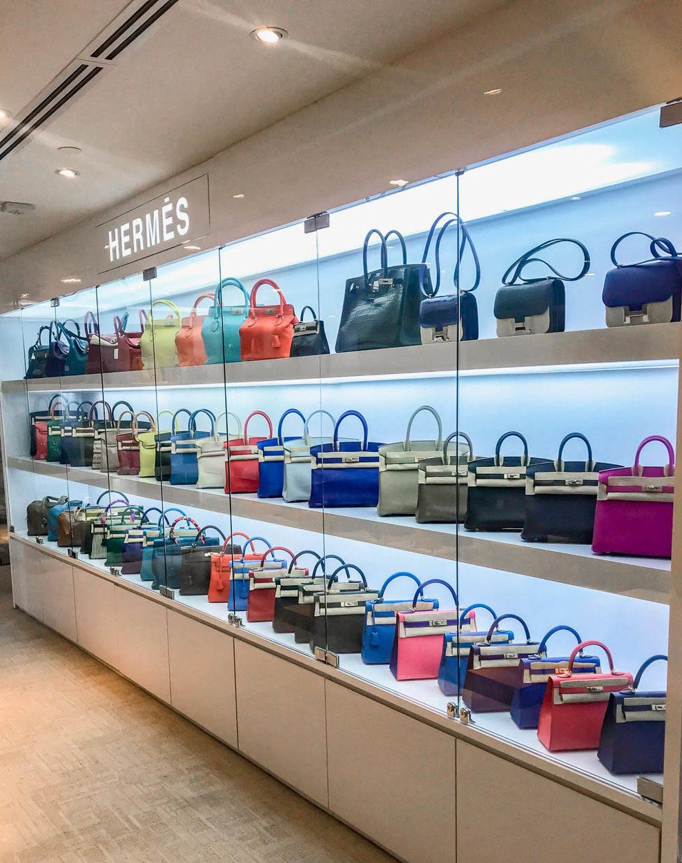 Resale of Hermes bags Singapore