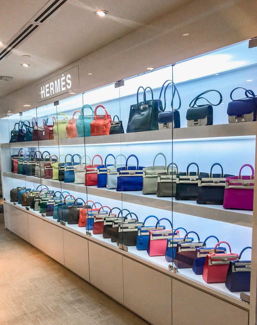 Resale of Hermes bags Singapore