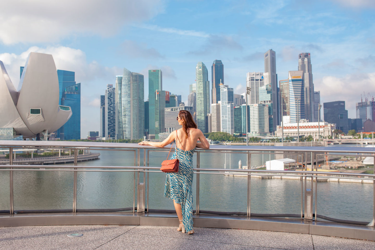 Chic travel guide to Singapore sightseeing