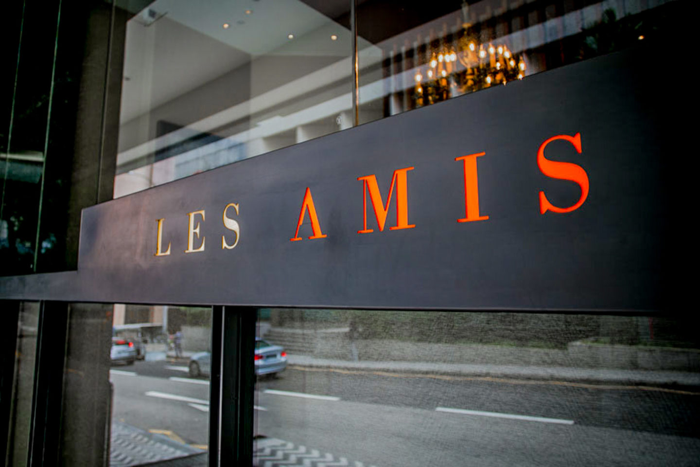 Restaurant review: Two Michelin star, Les Amis restaurant in Singapore