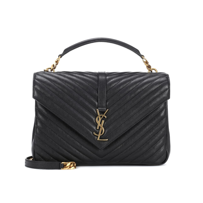 Saint Laurent Large College Monogram Shoulder bag