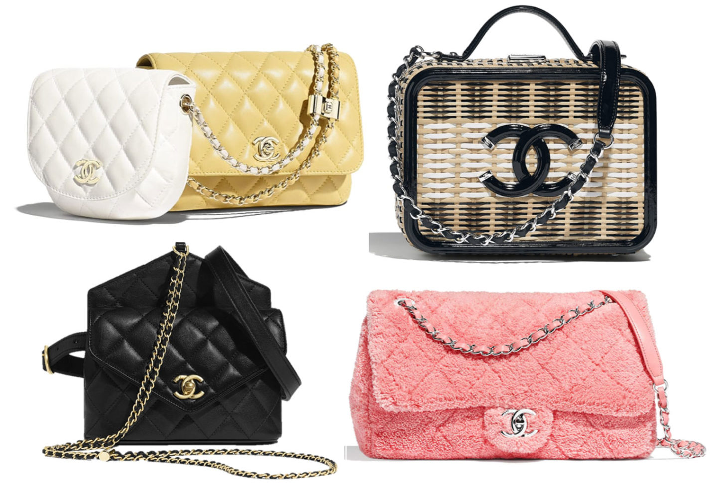 Top 10 Chanel handbags from summer collection 2019
