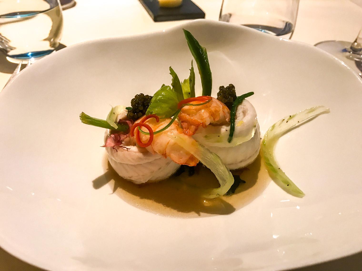 Dinner at Belmond Le Manoir Aux Quat' Saisons Oxfordshire