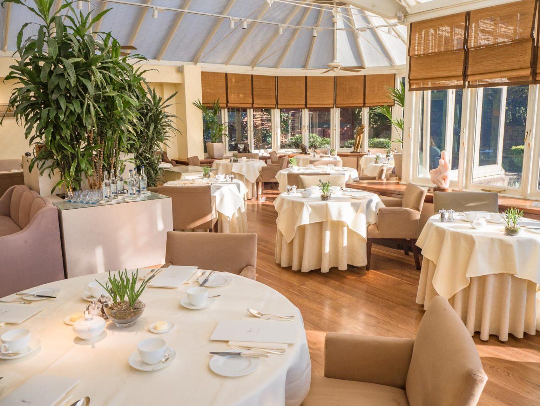 Restaurant review: Raymond Blanc Le Manoir Oxfordshire