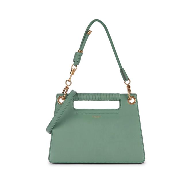 Givenchy top handle bag mint colour