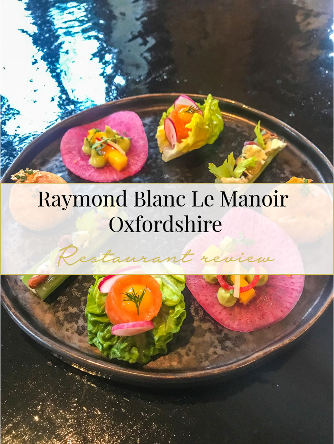 Raymond Blanc Le Manoir restaurant Oxfordshire review