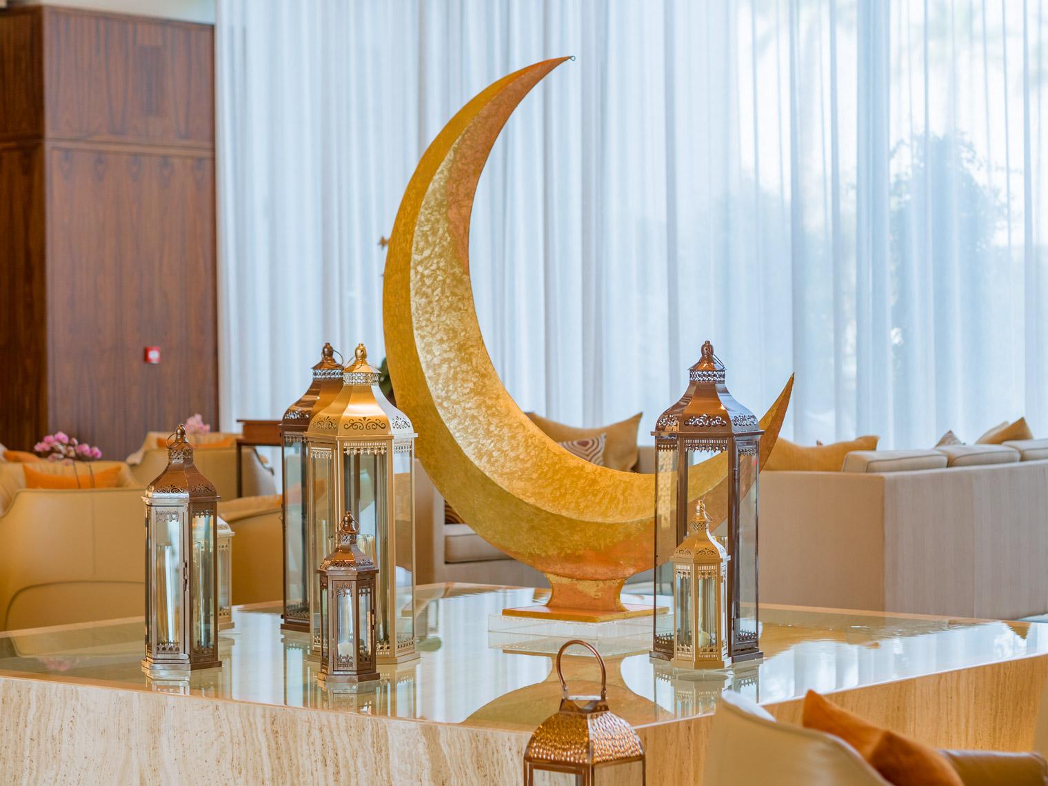 Mandarin Oriental Jumeira Dubai interior