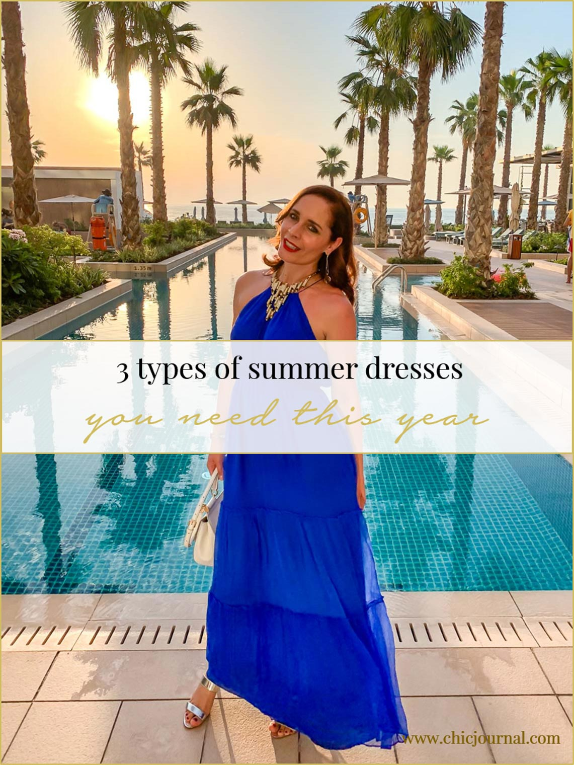 3 types of summer dresses to buy this summer