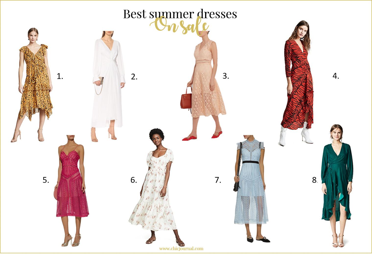 Best dresses in summer sales