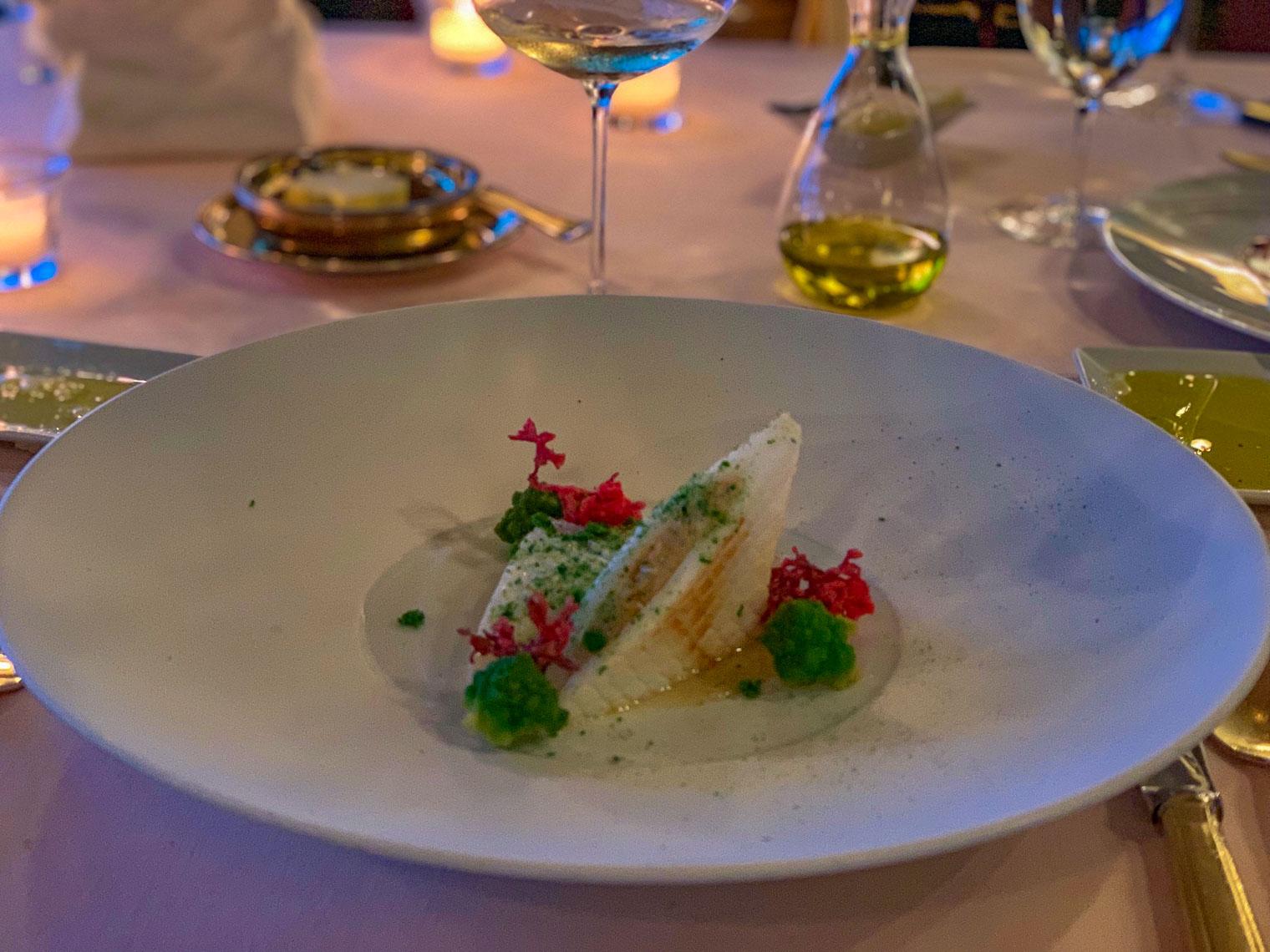 La Pergola Rome restaurant