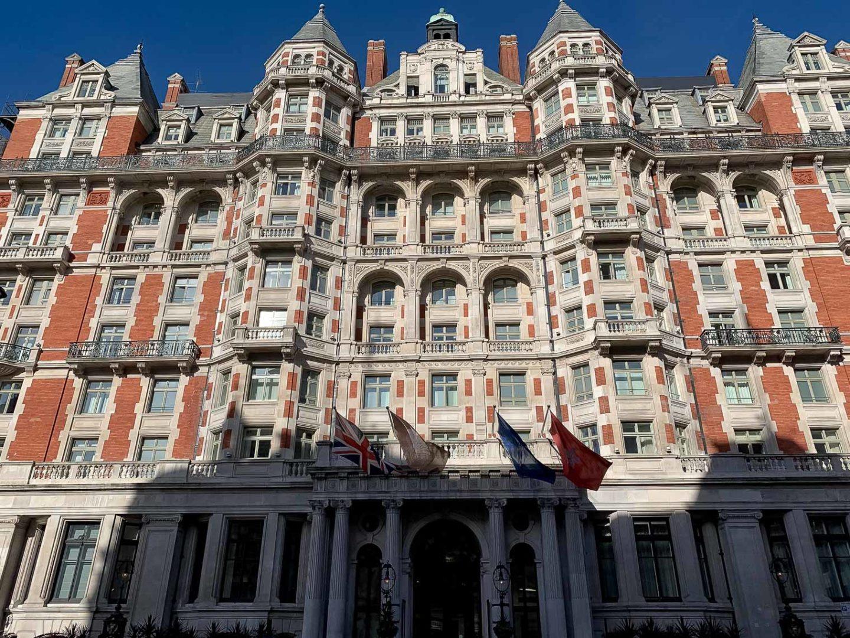 Hotel review: Mandarin Oriental London