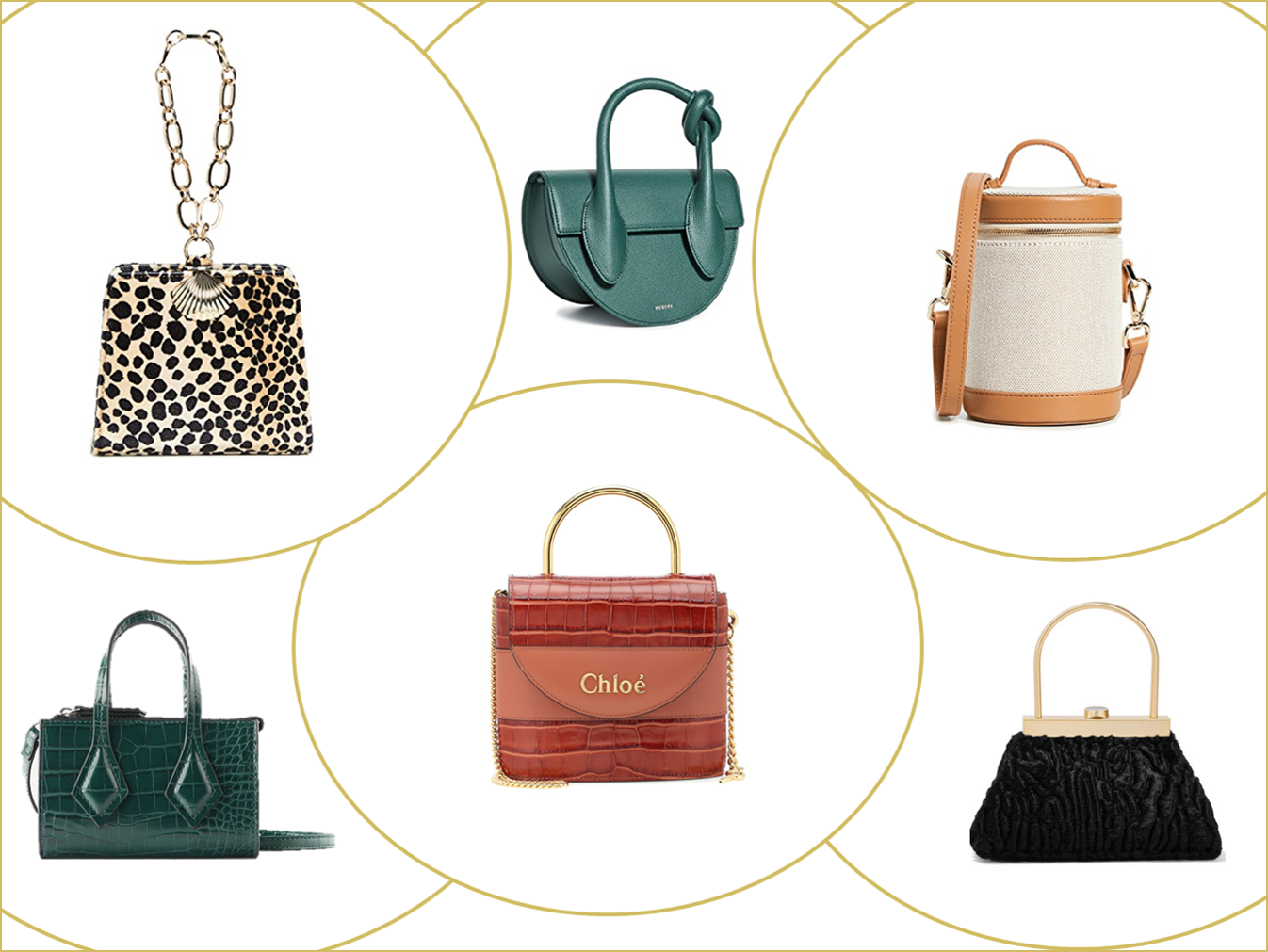 The mini bags trend: Are bags getting smaller and smaller?