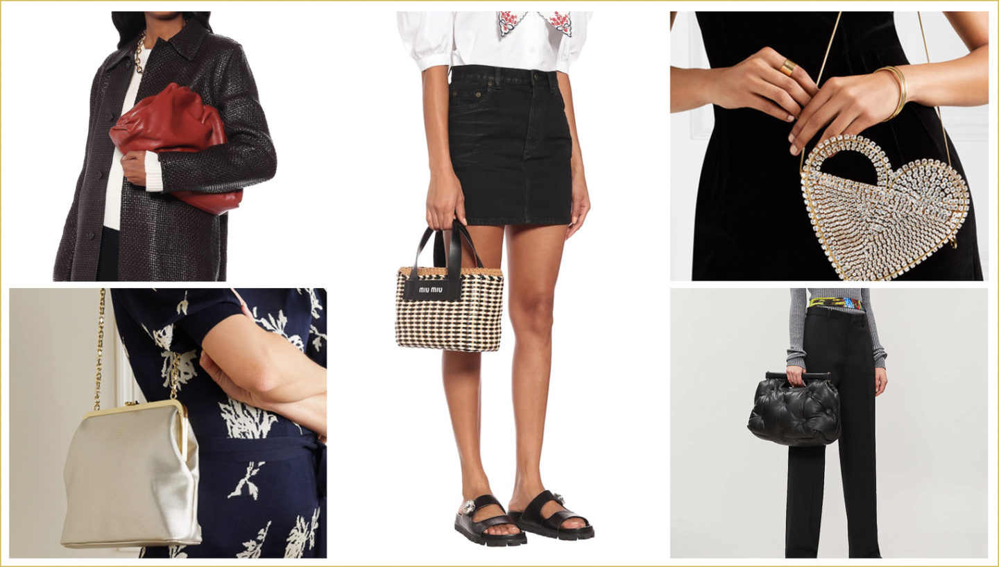 """5 biggest handbag trends for 2020 and which one is the """"IT"""" bag of the year?"""