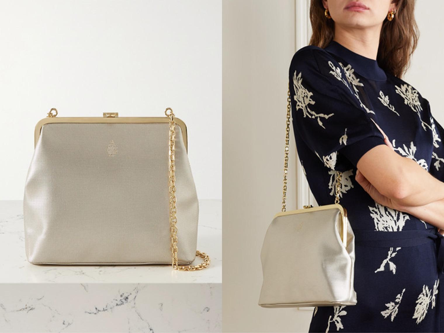 Kisslock bag trend 2020