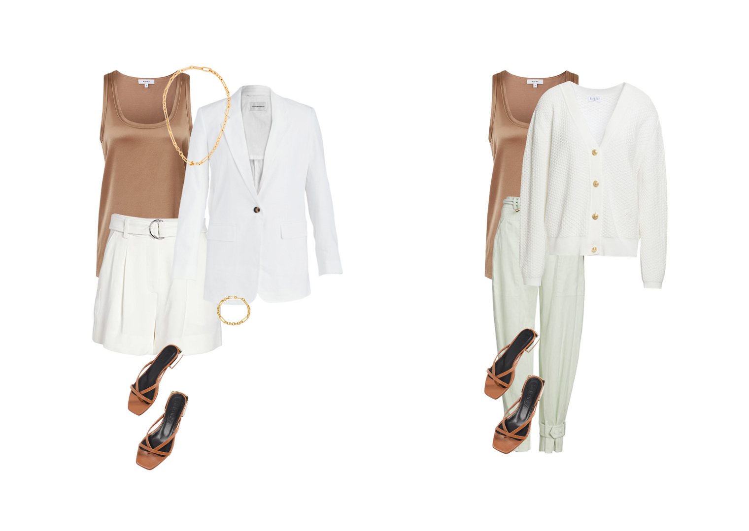 What to wear in summer in the city